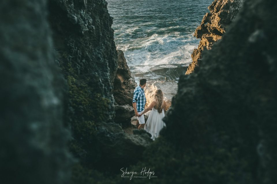 Claudia & Chris | Engagement Shoot | Robberg Nature Reserve