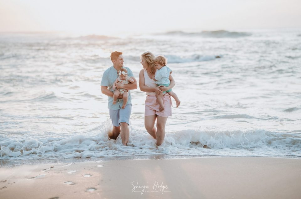 Vosloo Family Shoot | Keurboomstrand