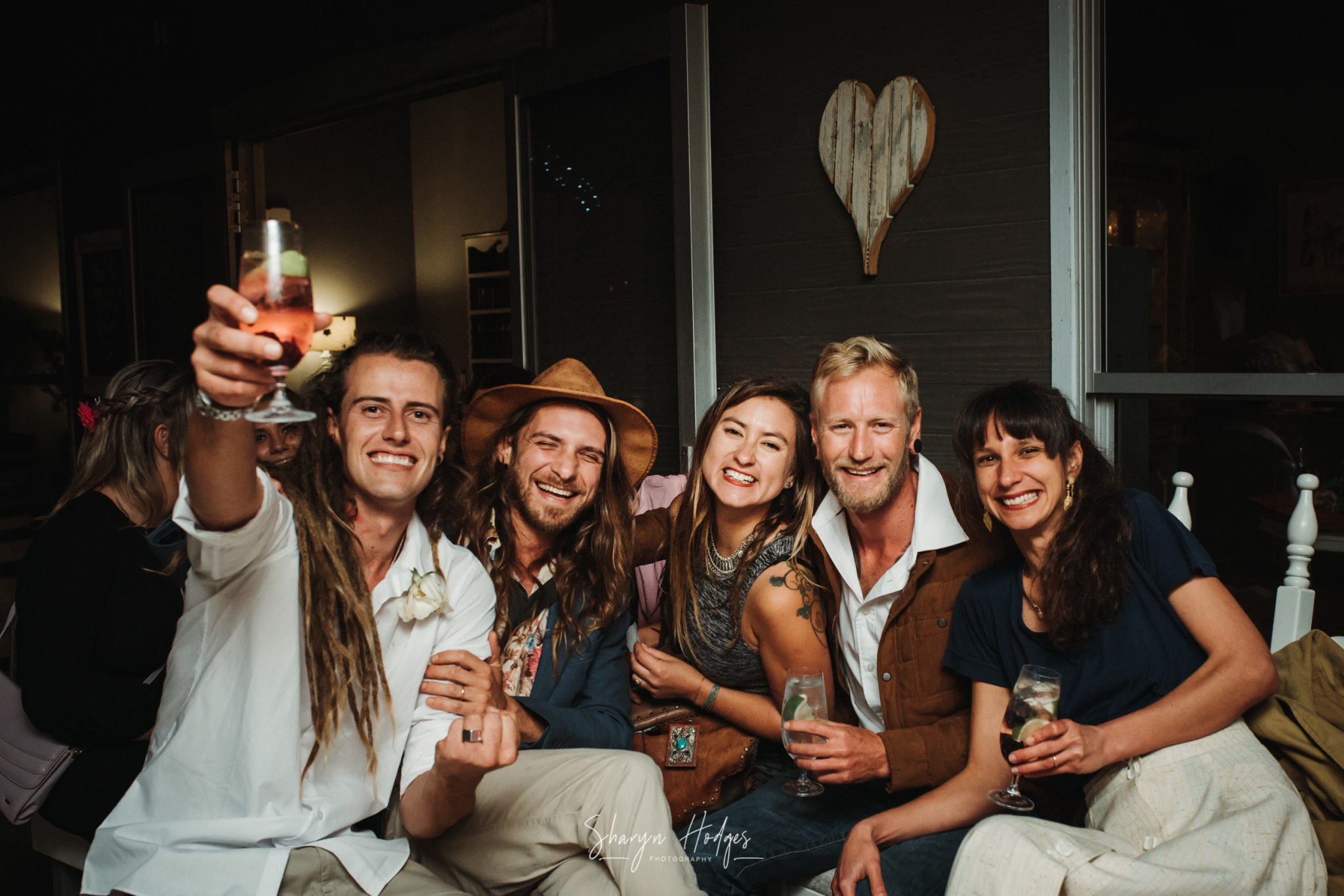 Beautiful Wedding photograph taken at Redford Lane Wines by professional photographer Sharyn Hodges in Plettenberg Bay, Garden Route.