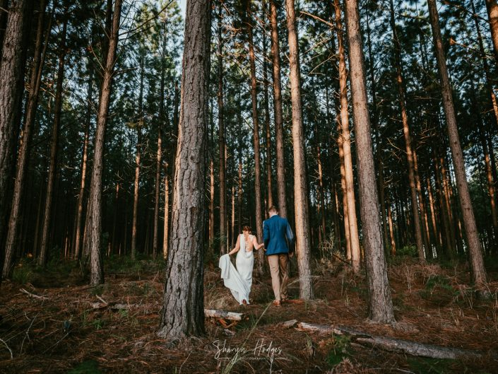 Annie & Reinhardt | Wedding | Nature's Valley | Kay & Monty Vineyards