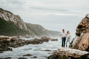 Tsitsikamma National Park was the perfect location for the Van Rooyen's Family Shoot, photographer Sharyn Hodges