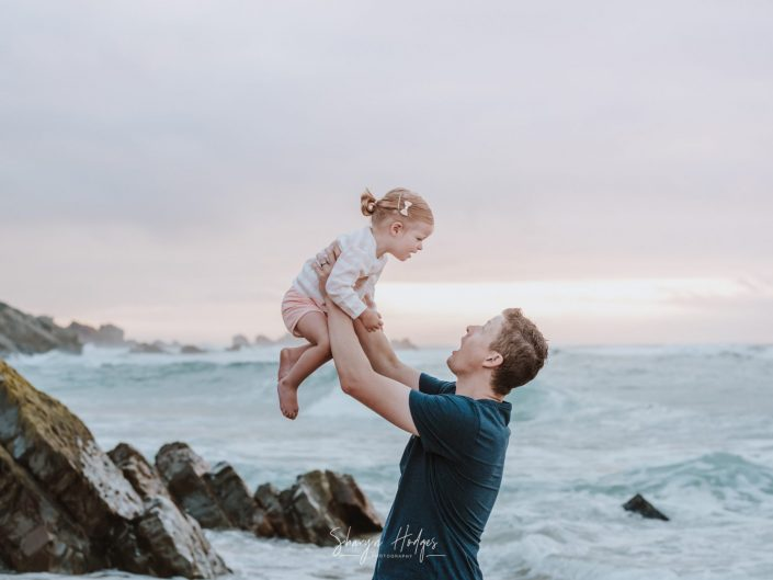 Plettenberg bay family photographer, garden route photography, Plett, Keurboomstrand, beach shoot, sunrise, photos, Sharyn Hodges