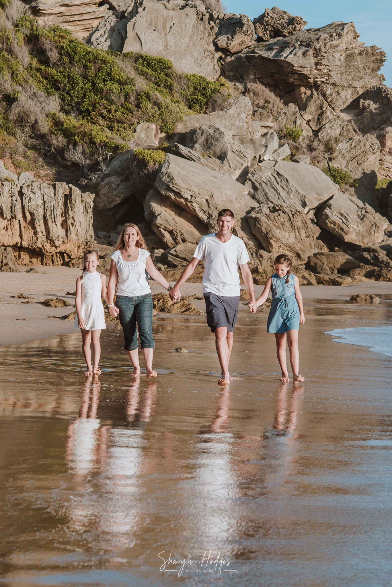 Brenton on sea, Knysna family photographer, garden route photography, beach shoots, Sharyn Hodges, sunset photo session