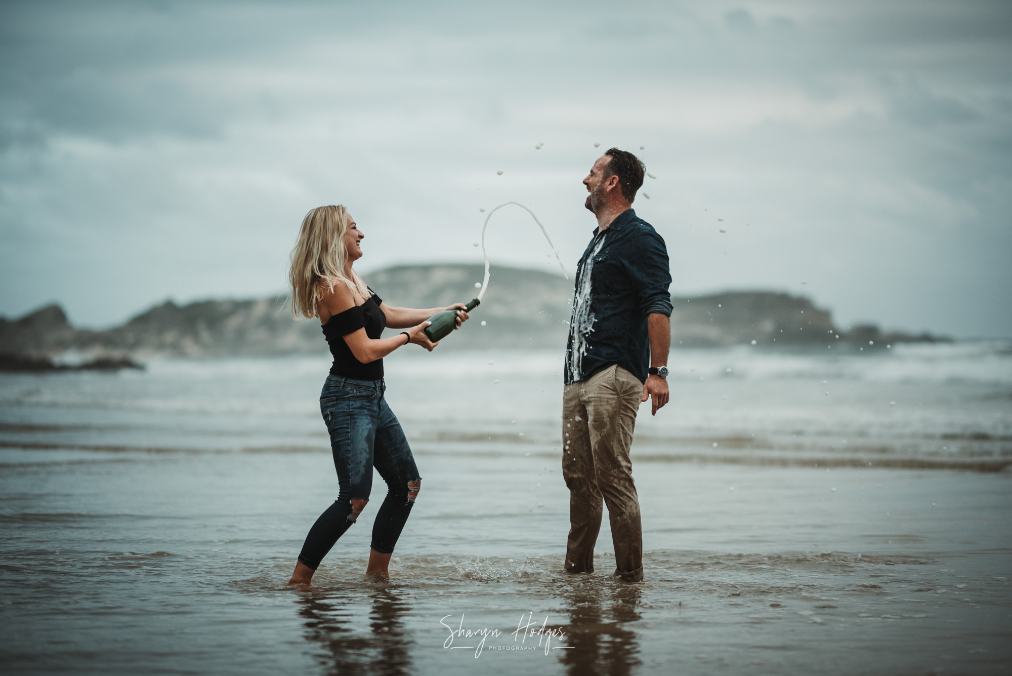 engagement shoot, couple shoot, Robberg nature reserve, moody shoot, Sharyn Hodges, plett, Plettenberg bay, photography, photographer