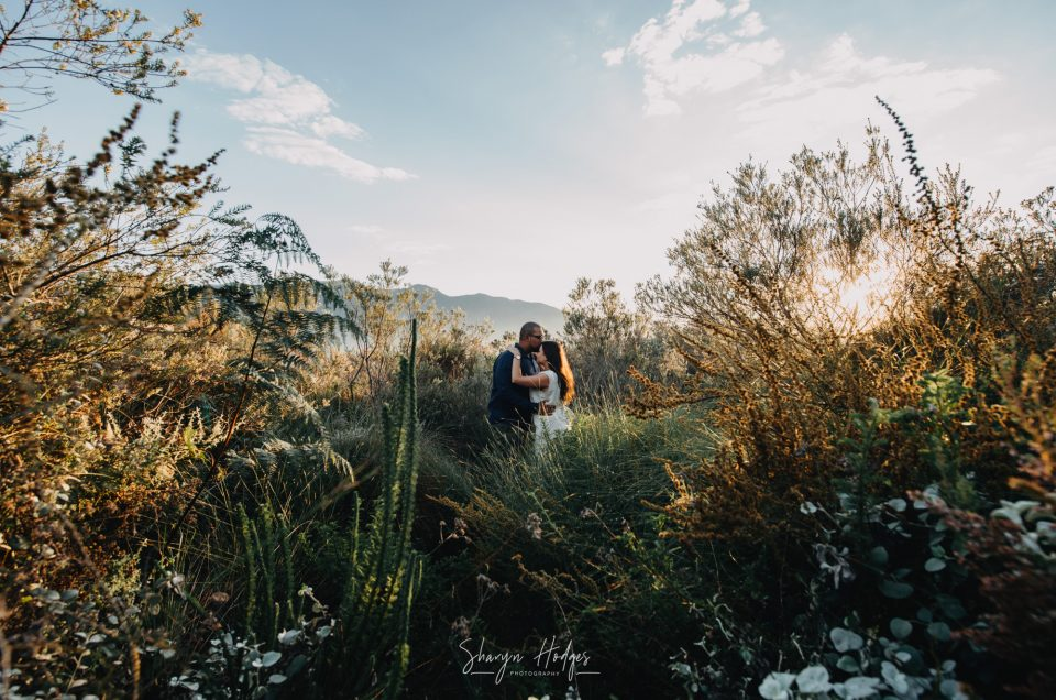 Amy & Blaine | Engagement Shoot | Jubilee Creek | Knysna