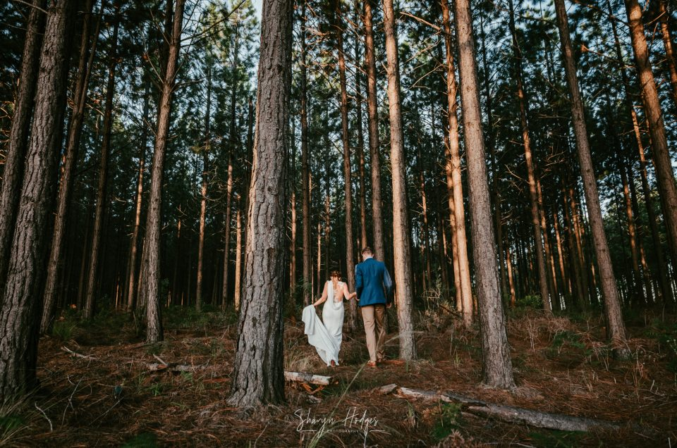 Annie & Reinhardt | Wedding | Nature's Valley | Kay & Monty