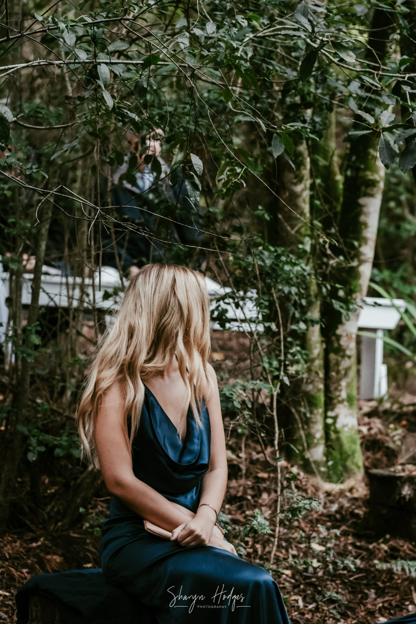 This is Louise & Hilton wedding at the vegan wedding venue, Peace Of Eden just outside of Knysna. Photographer Sharyn Hodges