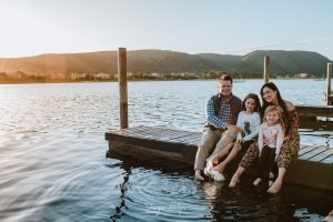 The Skead Family Shoot took place on the beautiful banks of the Keurboomsriver outside Plettenberg Bay. Photography Sharyn Hodges.